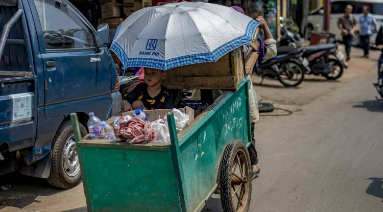Affirmative action in microcredit