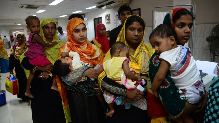 Bangladesh's battle for health care