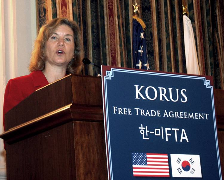 Korea, America and the future of Asia trade strategy