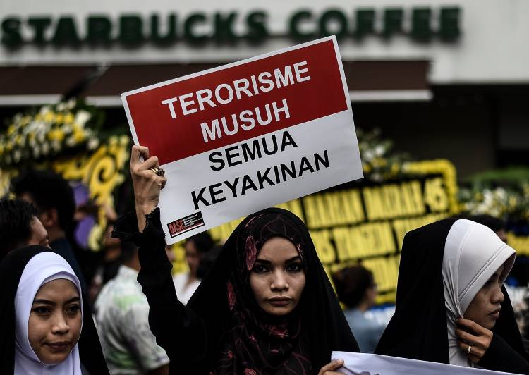 Indonesia's next terrorist fight
