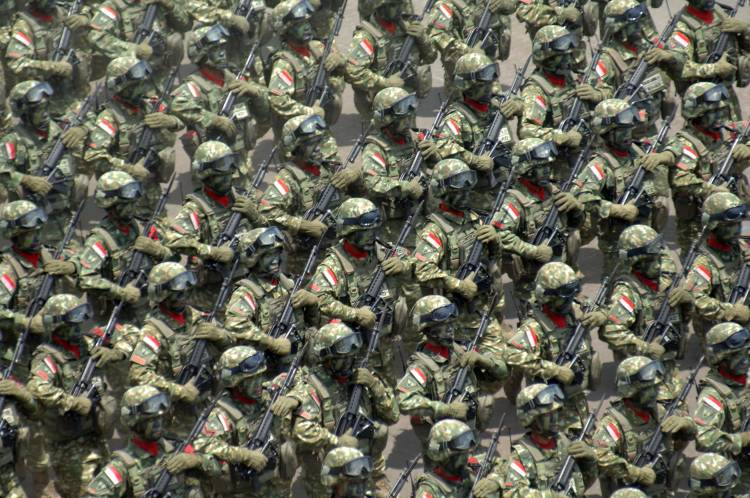 Military reform: Is Indonesia's enemy outside or within?
