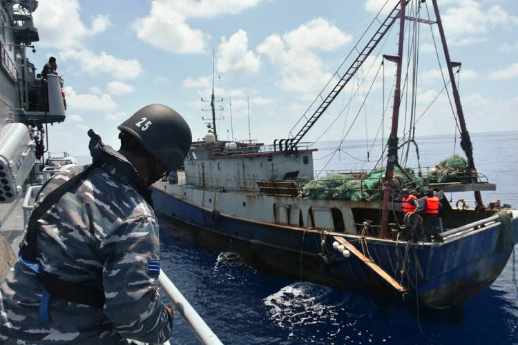 Indonesia's media and the South China Sea