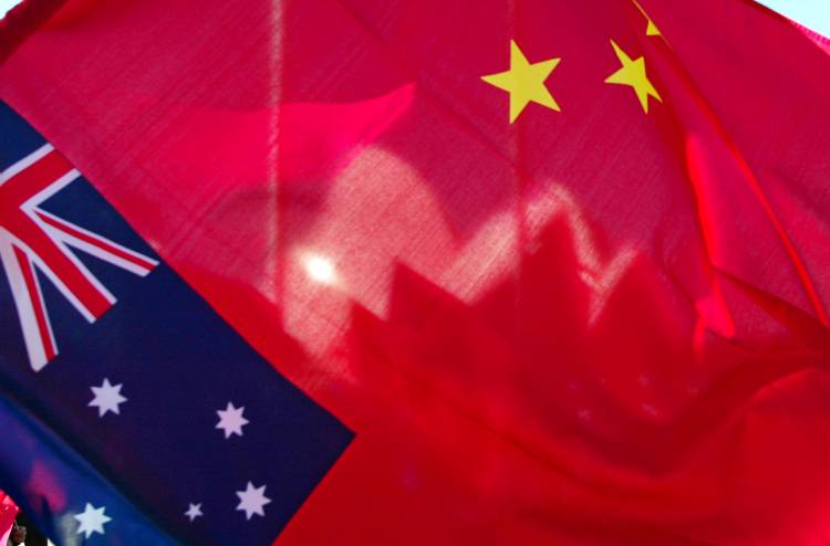 Australia's 'Russia' problem? It's China