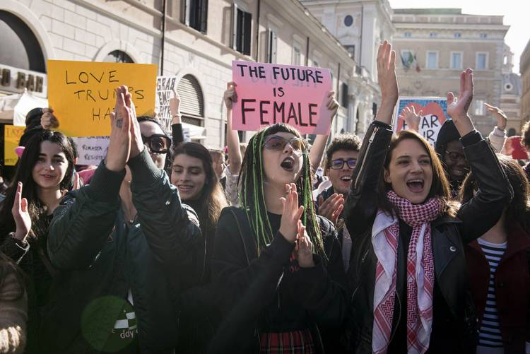 A women's global strike in 2020