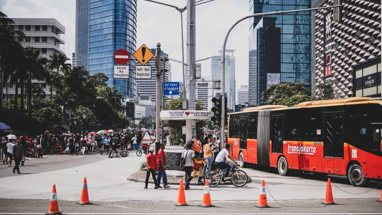 Tackling Jakarta's traffic woes