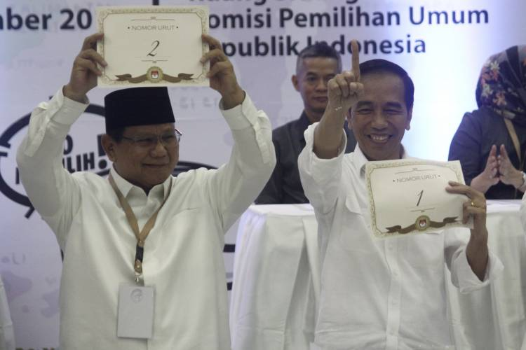 Rematch: Joko, Prabowo and the democracy experiment