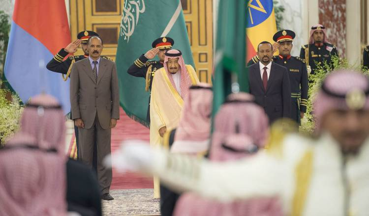 The Gulf's scramble for Africa