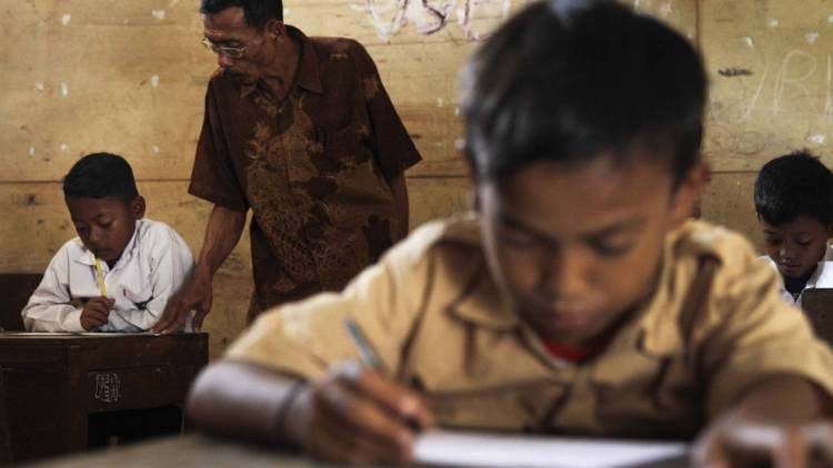 Education: Is it too late for change?
