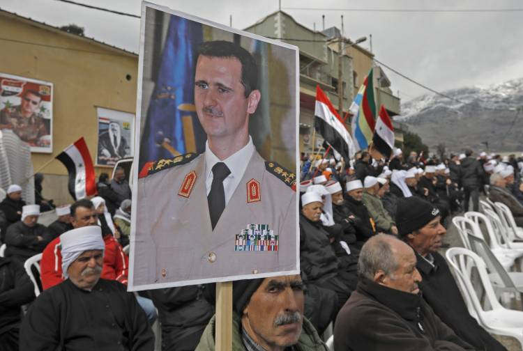 The Syrian crisis and chemical weapons