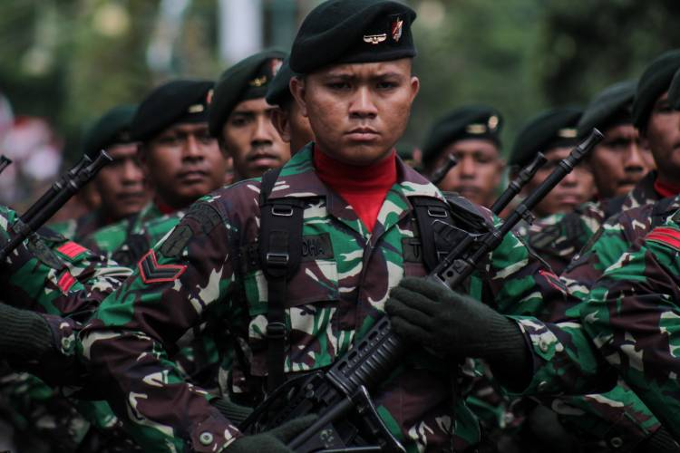 The forgotten hero of Indonesia's democratic transition? Military reform