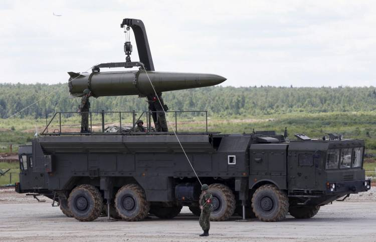 US and Russia toe-to-toe over INF