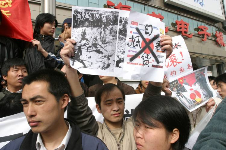 Reconciliation at the crossroads:  Hindering factors in Sino-Japanese relations