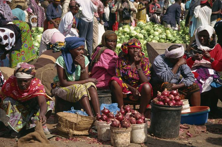 Risky business: Fruits and vegetables in Tanzania