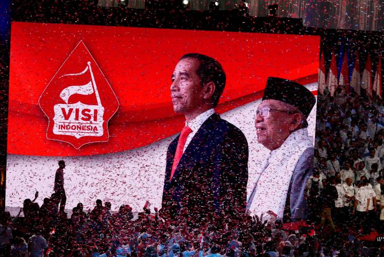 Widodo and Indonesia's changing political culture